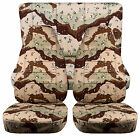 CC Jeep Cherokee Front+Back CAR SEAT COVERS,camouflage design.choose color!!! cheap