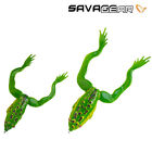SAVAGE GEAR 3D JUMPING FROG 11cm or 19cm PIKE LURE CHOOSE SIZE