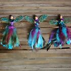 GISELA GRAHAM PEACOCK FEATHER FAIRY CHRISTMAS TREE XMAS DECORATION U CHOOSE GIFT