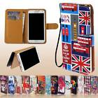 Flip Wallet Card Stand Leather Case Cover For Various Cubot Series P / X Phones