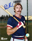 BOBBY GRICH CALIFORNIA ANGELS AUTOGRAPHED SIGNED 8X10 PHOTO W/COA