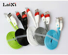 New Colorful LaiXi Micro USB Cable Data Charger Aliuminum Alloy Shell For iPhone