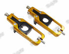 CNC Aluminum Chain Adjusters Tensioners Catena For 2009-2014 YAMAHA YZF R1 RN22