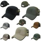Low Crown MESH Tactical Operator Contractor Military Baseball Hat Cap