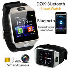 Latest Bluetooth DZ09 Smart Watch Smartwatch SIM Card For Android IOS Phone New
