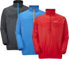 Montane Mens Featherlite Pull-On Windproof Running Top