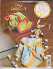 From UK Sewing Pattern Cozy Comforts - Bunny, Blankets Bound & with Ruffle # 111
