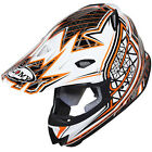 Suomy MX Jump S-Line Orange Moto Helmet