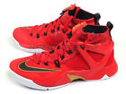 Nike Ambassador 8 VIII University Red/Black-White-Gold Lebron James 818678-601