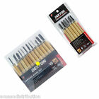 6 or 12PC WOOD CARVING CHISELS TOOLS BLADES SET KIT SCULPT STEEL