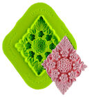 Quadrille Silicone Fondant Mold by Marvelous Molds