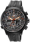 Citizen Eco-Drive Navihawk Radio Controlled Pilots Men's Watch JY8035-04E