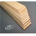"Balsa Wood Balsa Sheet 12"" (305mm) Long 4"" Wide Select Thickness & Pack Quantity"