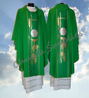 Chasuble Vestment Kasel Messgewand Casula 228-z