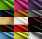 LEATHERETTE LEATHERCLOTH MATERIAL FAUX LEATHER UPHOLSTERY VINYL FABRIC 1 METRE