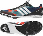 Adidas Distancestar Running Spikes - Black
