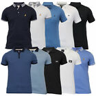 Mens Polo Shirt By Brave Soul Short Sleeved