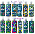 Faith In Nature Shower Gel & Bath Foam Range 400ml *Natural Skin Care Body Wash*