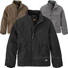 Timberland PRO Jacket Men Baluster Insulated Cotton Canvas Water Repellent A11A3
