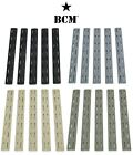 Kyпить Bravo Company BCM Keymod or MLOK Rail Cover-5 Pack-Choose Version-BLK-FDE-FOL-WG на еВаy.соm