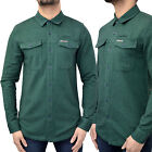 Mens Voi Jeans Twill Shirt Designer Branded Casual Smart Top Long Sleeve BNWT