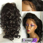 Hotsale new body wave 100% remy  Human Full Lace wig  for black women  baby hair