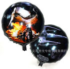 Lot star wars Birthday Party Decoration Supplies circular Foil Balloon E-29