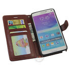 SK3 Fashion Book 3 Card Slots Case Wallet Photo Frame Holder Leather Flip Cover