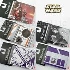 Movie Film Star Wars PU Synthetic Leather Short Purse Wallet #