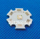 3535 395-400nm UV LED ultraviolet High Power bead with 20mm 16mm 14mm 12mm pcb
