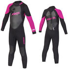 JOBE PROGRESS REBEL Kids Full Suit 2016 pink