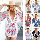 Women Celeb Summer  Mini Playsuit Ladies Jumpsuit Shorts Summer Beach Sun Dress