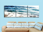 New Art Oil Painting Modern Home Deco Sea Wave Picture Print on Canvas No Frame