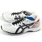 Asics Tartherzeal 4 White/Black Lightweight Running Training Shoes TJR282-0190