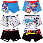 Disney Underpants Underwear Men Boxer Brief Mickey Donald and Friends COOLMAX!!