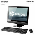 Clearance! HP Tower Computer PC Windows 10 3.0 Ghz WiFi 4GB 8GB 1TB 2TB LCD Mon