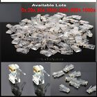 5,10,20,30,40,50,100,200,1000 RJ45 Connectors Network Cable CAT5 Crimp End Plugs