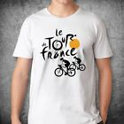 Tour De France 2015 Logo T-shirt For Adult S M L XL 2XL 3XL