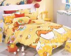 2016 New Gudetama Bedding Set for Twins/Single Queen King Bed RARE