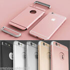 iPAKY 3in1 Armor 360 Degree Hybrid Bumper PC Back Case Cover For iPhone 6 / 6S