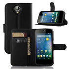 "New Folio Wallet PU Leather Case For 4.5"" Acer Liquid Z330 Z320 M330 Cellphone"