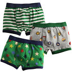 "Vaenait Baby Kids  Boxer Short Underwear Boys Pantie Set ""Boxer Broadway"" 2T-7T"