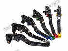 Type-A Fold Extendable Brake Clutch Levers For 2014-2016 YAMAHA YZF-R125 MT-125