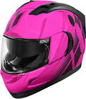 Icon Alliance GT Primary Full Face Street Helmet Pink Adult All Sizes