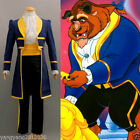 Beauty and the Beast Prince Adam Cosplay Costume Costume Shipping