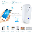 Smart Digital WiFi Wireless Remote Control Timer Socket Outlet Switch US Plug