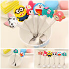 Lovely New Stainless Steel Coffee Spoon Tea Ice Cream Scoop With Cartoon Handle