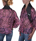 Diesel Tunic Blouse NYSS08.33 Shirt Jeans Pink Size S-L #18