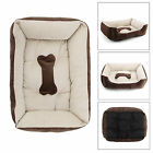 XL LUXURY WASHABLE LARGE PET DOG PUPPY CAT SOFT BED SOFA CUSHION MAT WARM BASKET