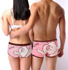 Disney Underpants Underwear Women Brief Couple Brief Boxer Piglet Pink U-59